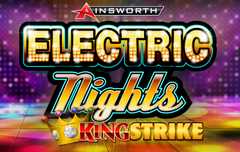 Electric Nights King Strike Slot