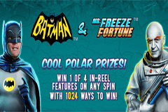 Batman & Mr Freeze Fortune Slot