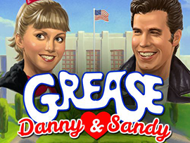 Grease Danny & Sandy