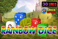 Rainbow Dice Slot