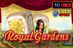 Royal Gardens Slot