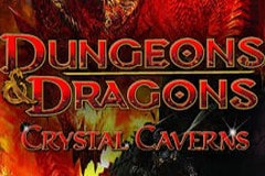 Dungeons & Dragons Crystal Caverns Slot Machine