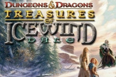 Dungeons & Dragons Treasures of Icewind Dale Slot
