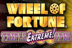 Wheel of Fortune Triple Extreme Spin Slot