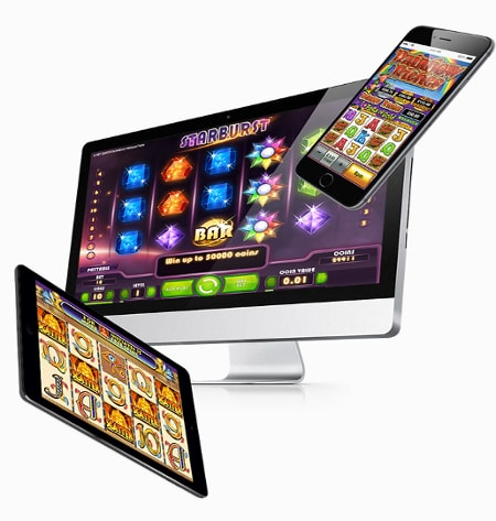 free slot machine uk