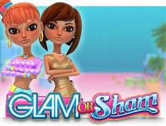 Glam or Sham Slot