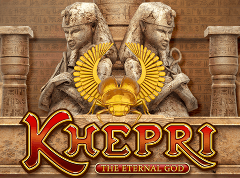 Khepri the Eternal God