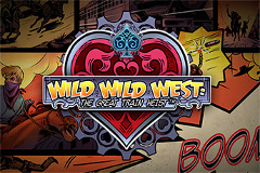 Wild Wild West - The Great Train Heist