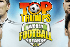 Top Trumps World Football Stars 2014